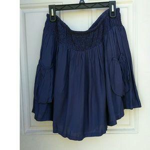 Fei Side Pocket Skirt